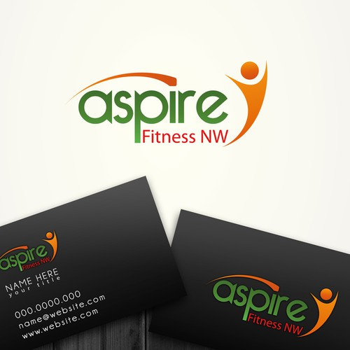 Aspire Fitness NW needs a new logo