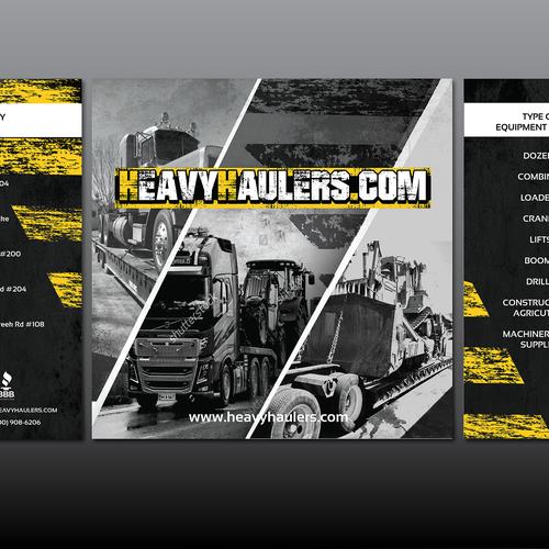 Heavy industry banner