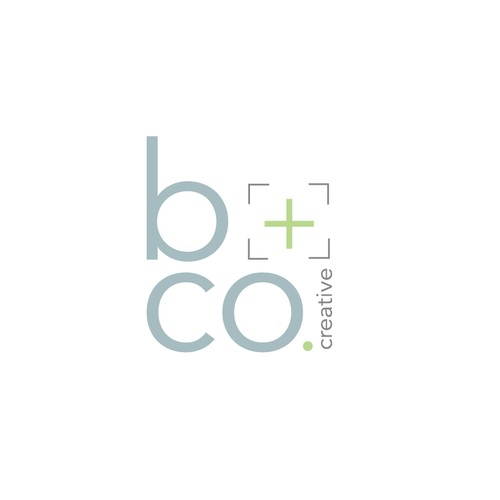 B + Co Logo Design