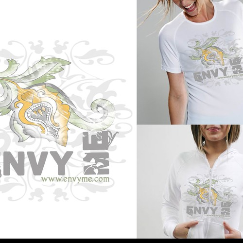 Envy Me T-Shirt Contest