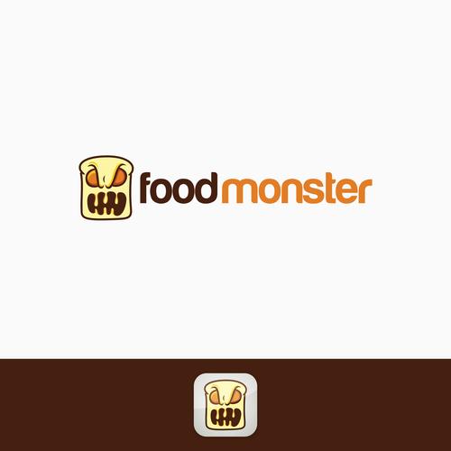 Logo for Food Monster