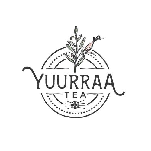 Yuurraa tea logo