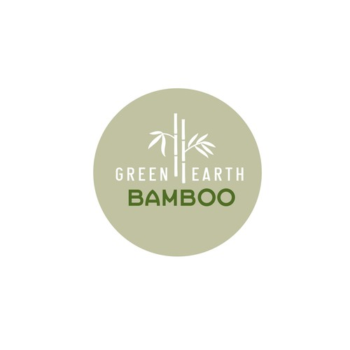 Logo for luxury Eco-conscious brand