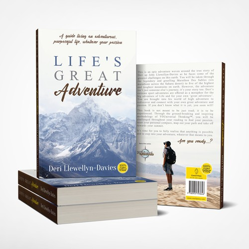 Life s great adventure book cover