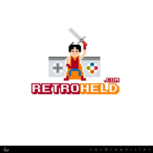 Retroheld : For retro video games