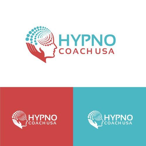 Unique logo concept for Hypnotist