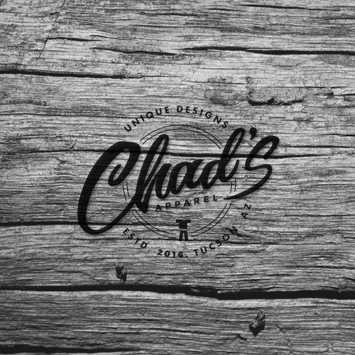 Logo for Chad's