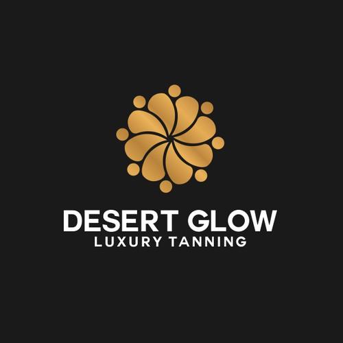 Logo DESERT GLOW