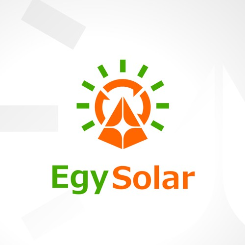 EgySolar needs a new logo to launch its business in Egypt and the Middle East!