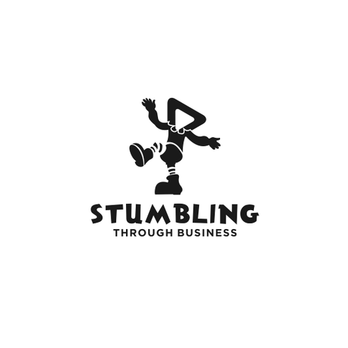 Logo for Stumbling Through Business