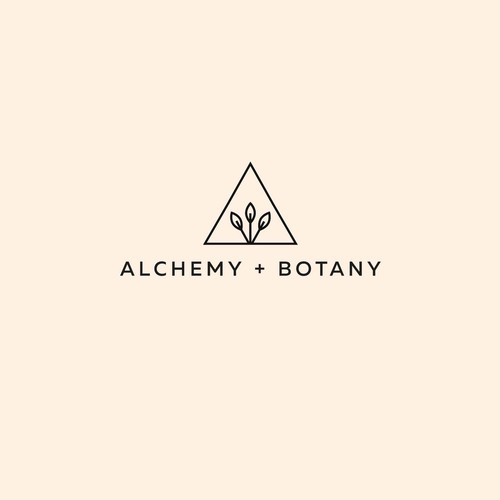 logo for A NEW LUXURY CANDLE BRAND