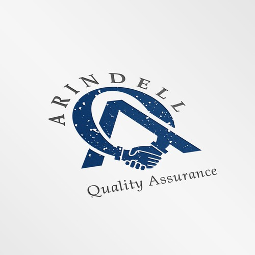 Logo concept for Arindell Quality Assurance