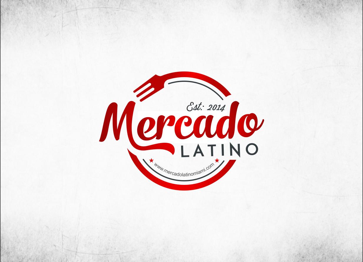 South American Fast Casual Restaurant Logo