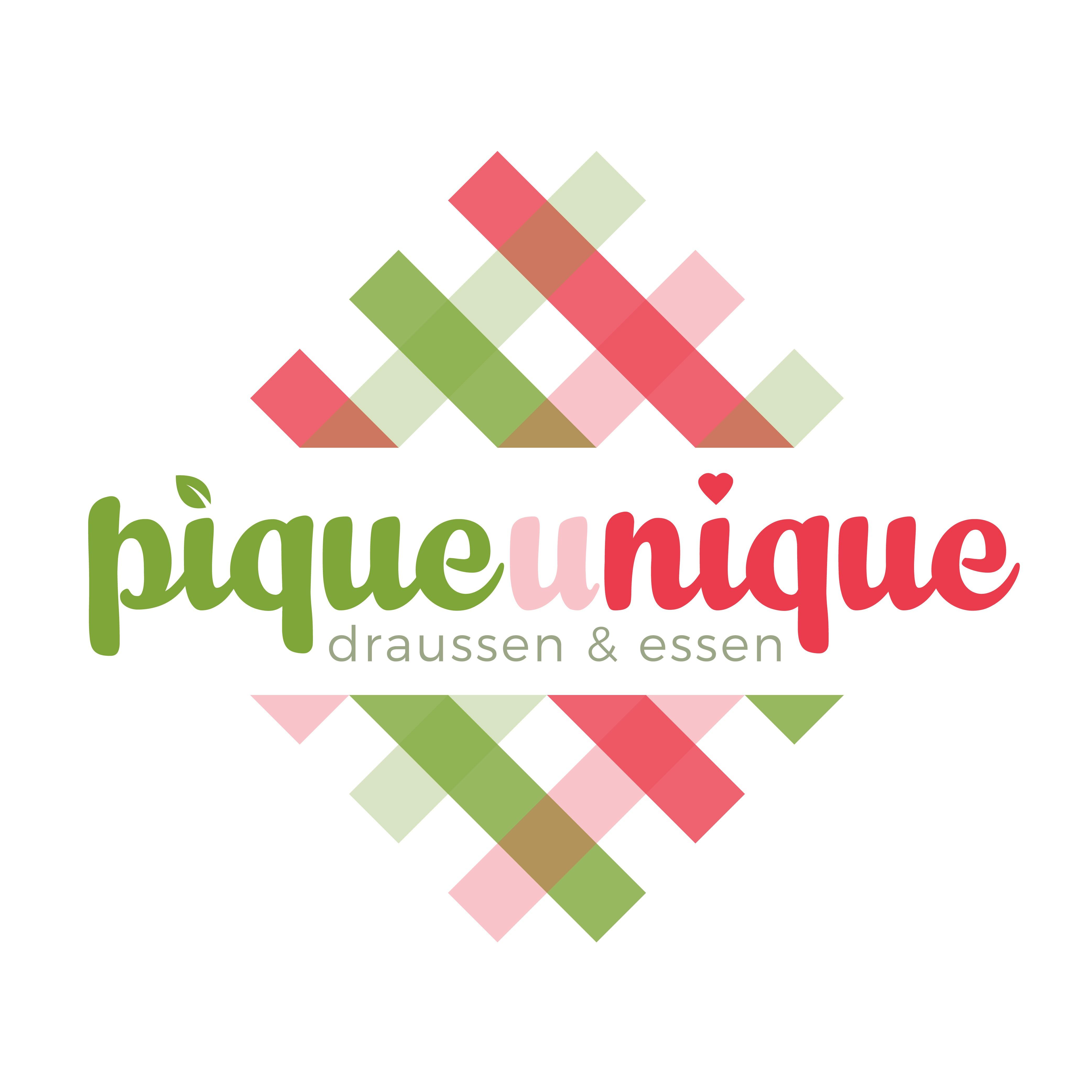picnic as an attitude towards life - how might a logo express this?