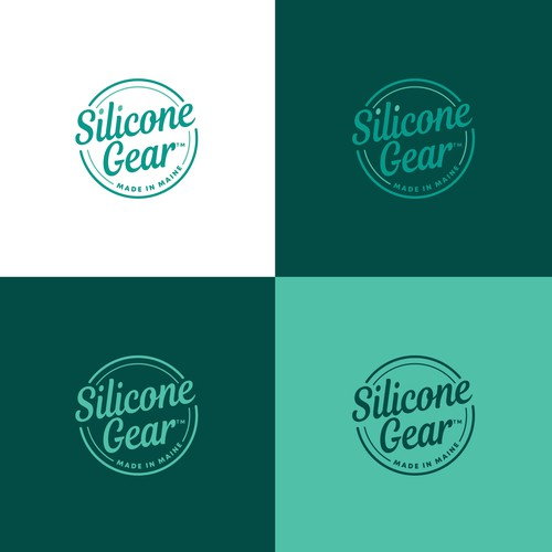 Maine-themed logo for factory-owned silicone product retailer