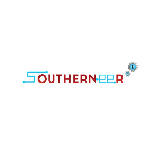 """Combine ideas of """"Southern"""" and """"Engineer"""" in a sweet new logo for Southerneer"""