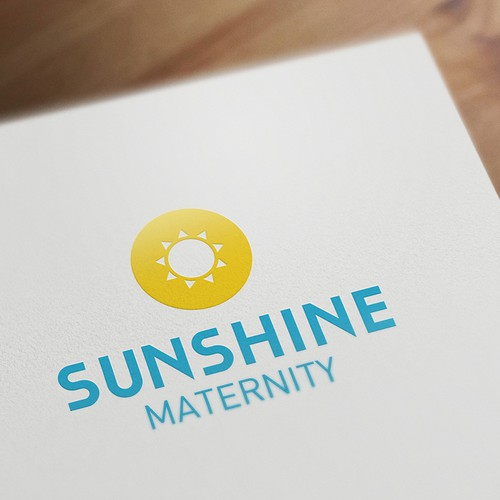 Create an awesome design for Sunshine Maternity