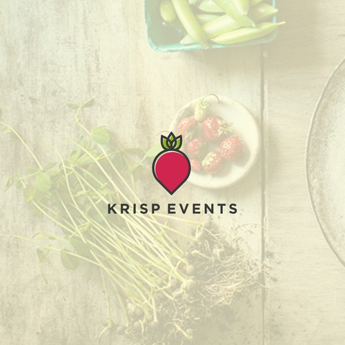 Krisp Events LOGO