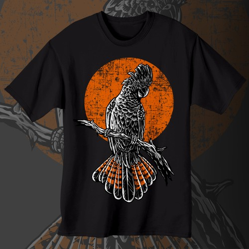 Multiple designs for t-shirt brand