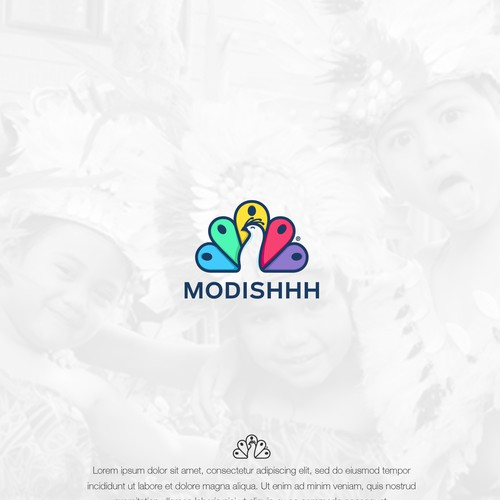 Proposed logo for Modishhh