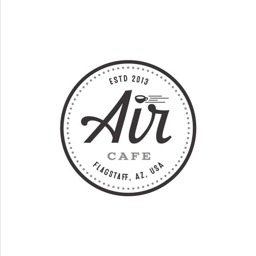 Logo for Air cafe