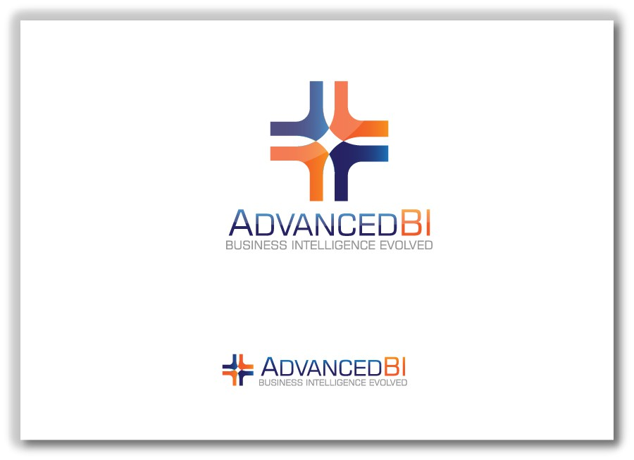 Create the next logo for AdvancedBI