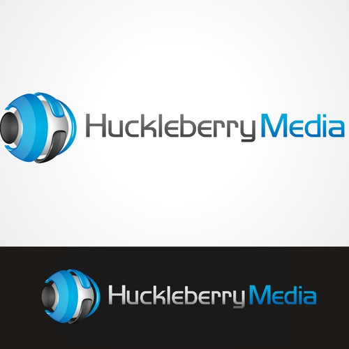 Huckleberry Media needs a new logo