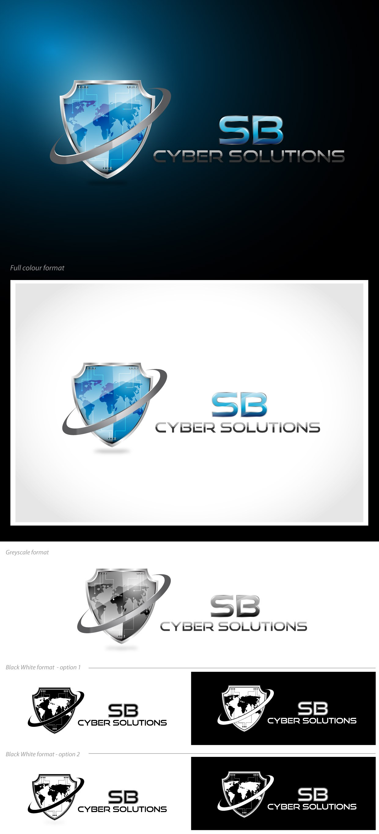 New logo wanted for SB Cyber Solutions