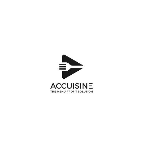 Accuisine Logo Design