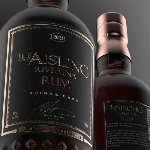 The Aisling Rum