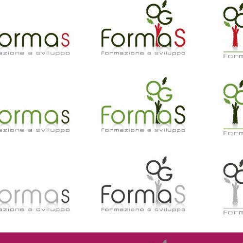 Logo concept per Azienda Formazione