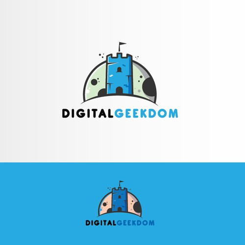 Logo For Digital games company