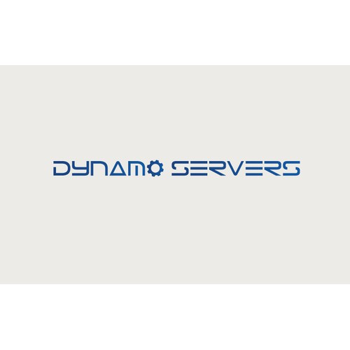 Help Dynamo Servers with a new logo