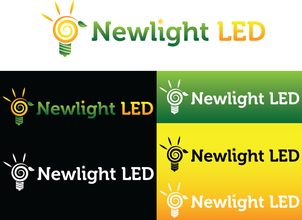 Create our new logo for Newlight LED - it could one day be on the lights you buy for home!