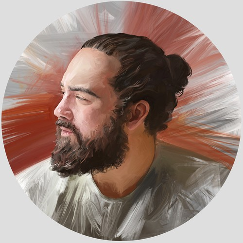 profile Picture, Portrait Painting or drawing