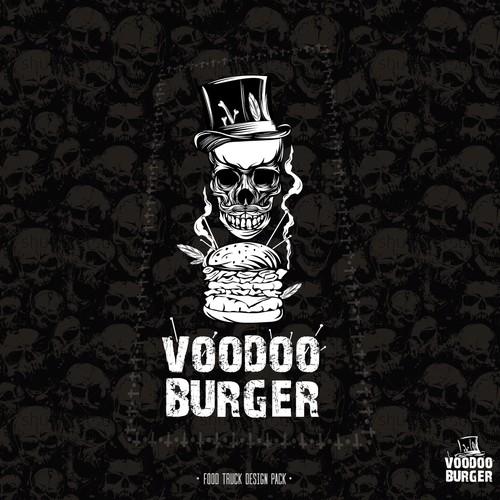 Voodoo burger.