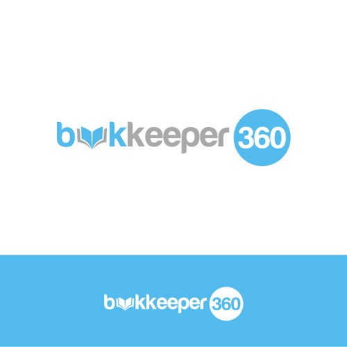 Help Bookkeeper 360 with a new logo