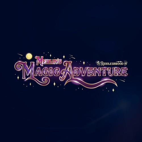 Fantasy Themed Logo Design
