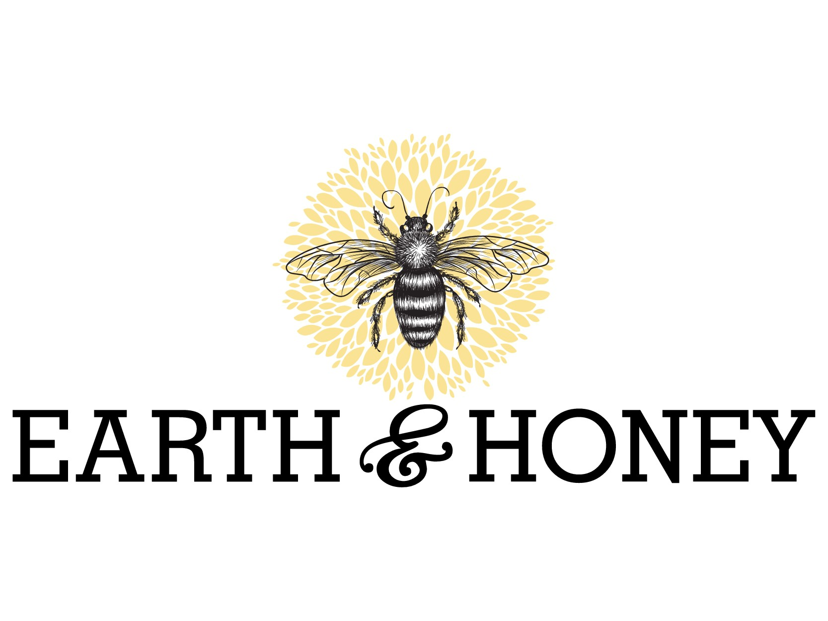 Logo for Earth & Honey