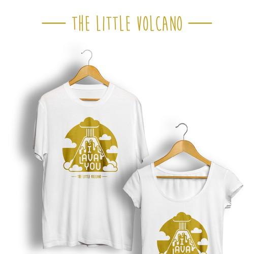 The Little Volcano