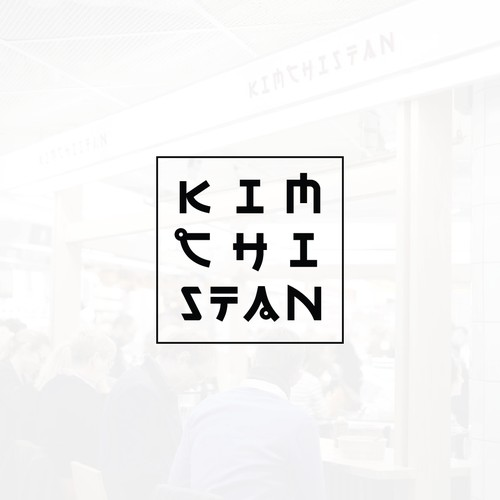 Logo for an Asian Cuisine