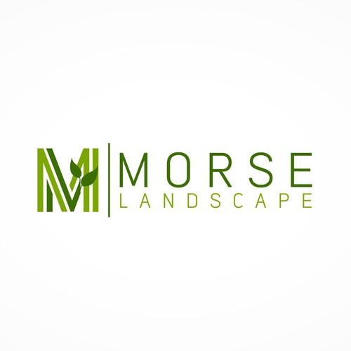 Morse Landscape Logo