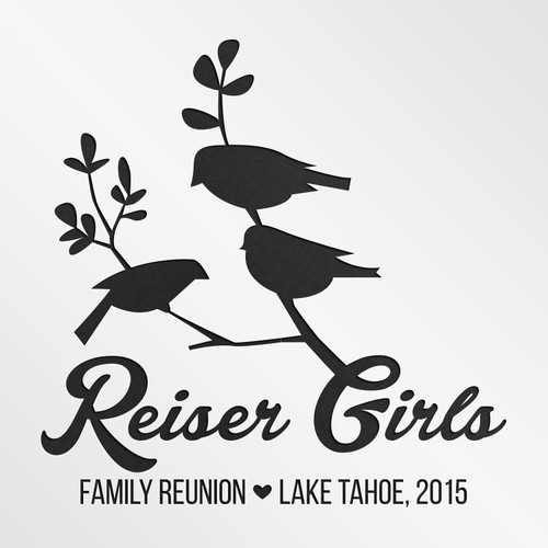 Logo for a family reunion