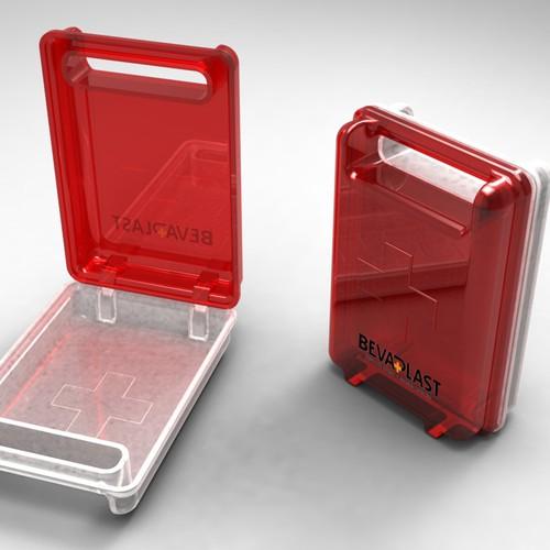 First Aid Kit designed for Bevaplast