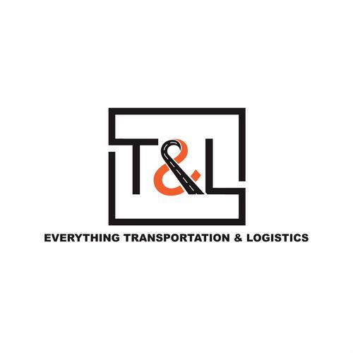 T&L logo design