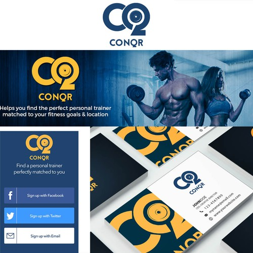 Apps logo for personal trainer