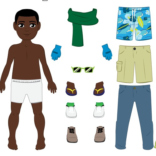 Paperdoll Graphics
