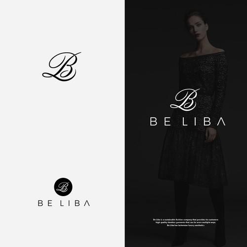 luxury logo concept for Be Liba