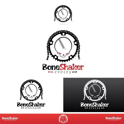 New logo wanted for Boneshaker Cycles