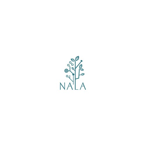 Creative logo for beauty product